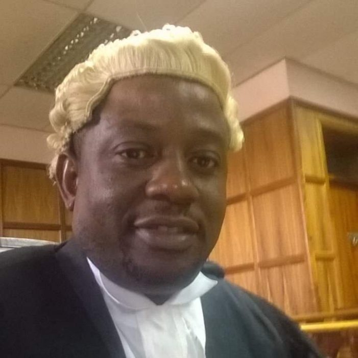 Lawyer Chokhotho Ready to Represent MEC