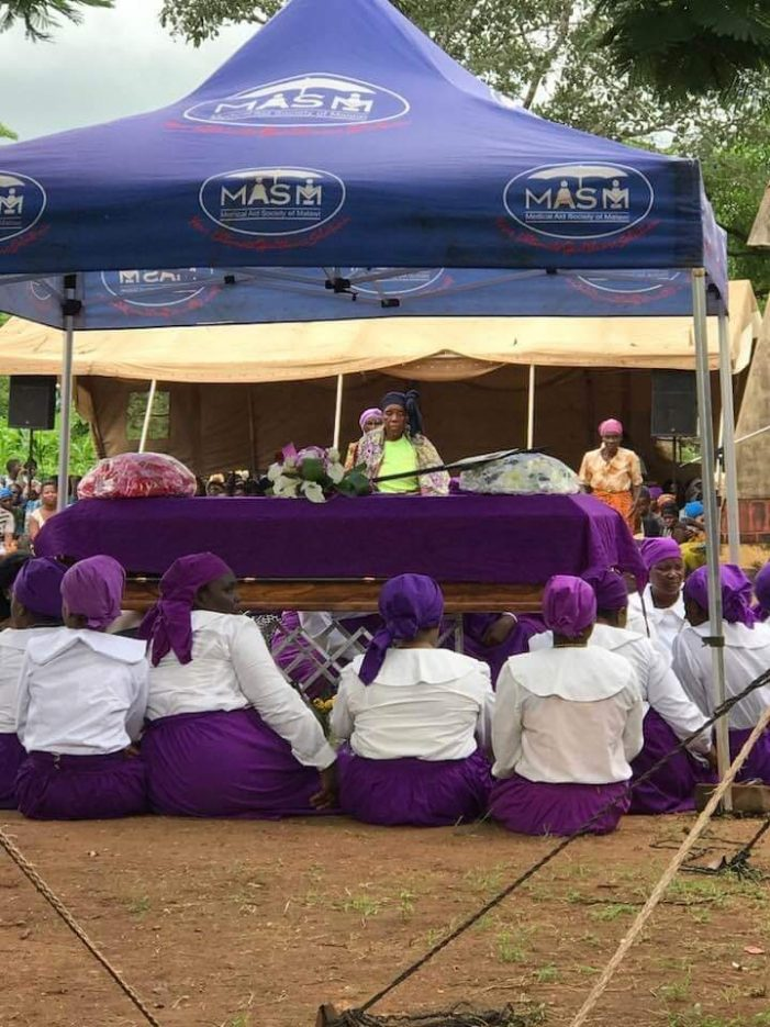 Malawi Funeral Ceremonies Limited to Fifty People