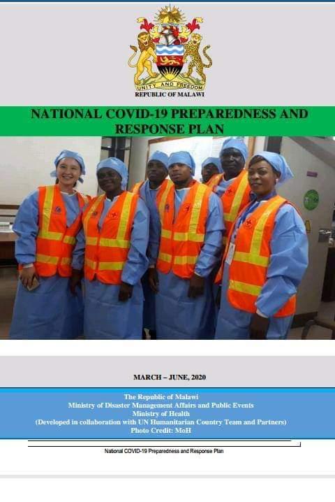 Malawi Launches Covid-19 Preparedness, Response Plan