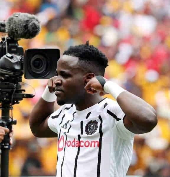 Ng'ambi Backs Gabadinho Mhango To Bag Top PSL Award