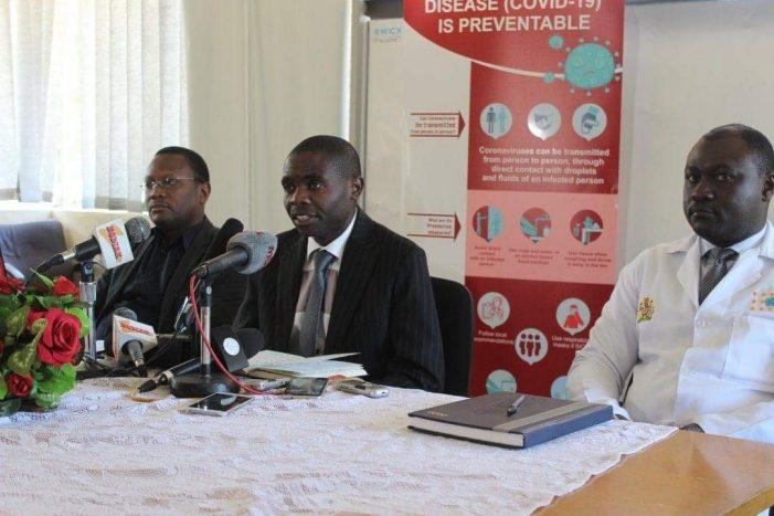 Namarika Fired As Health Secretary
