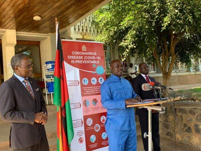 Malawi Covid-19 Cases Reach 36