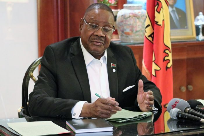 MRA Opens Voluntary Compliance Window After Mutharika's Directive