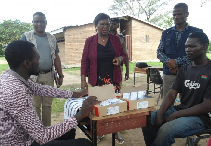 Voter Verification Exercise 'Very' Serious Business
