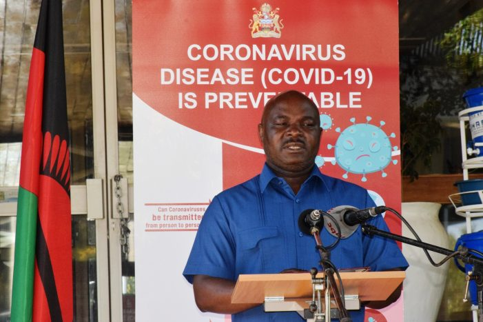 Covid-19 Cases Rise Rapidly in Malawi…From 23 to 33 Within 24 hours