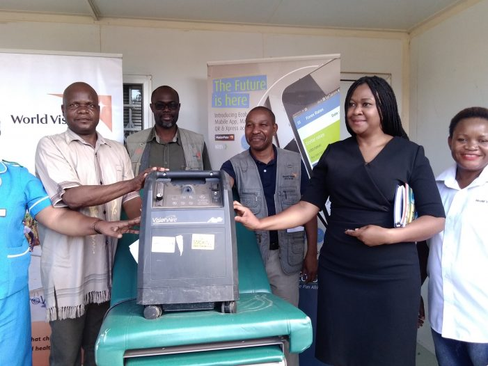 Ecobank, World Vision Donate K24 Million Worth of Materials to Bwaila Hospital  for Covid-19 Fight