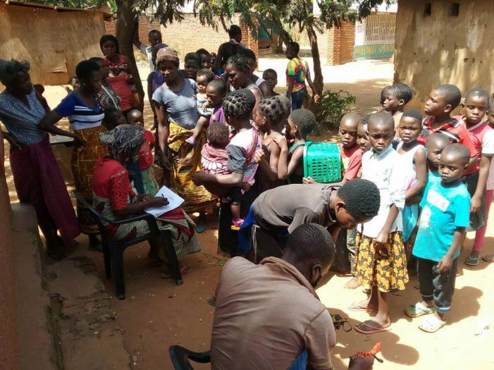 NGO Donates Renewable Masks to Lilongwe Residents