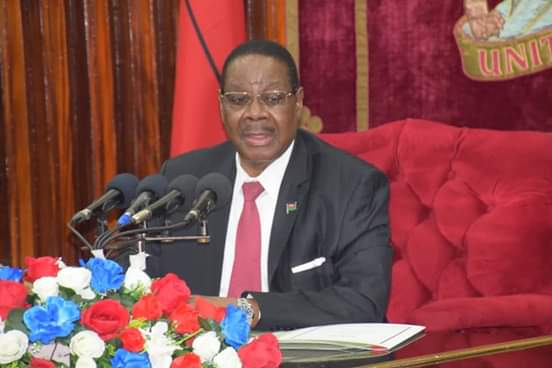 Mutharika Casts Doubt on Credibility of Future Elections