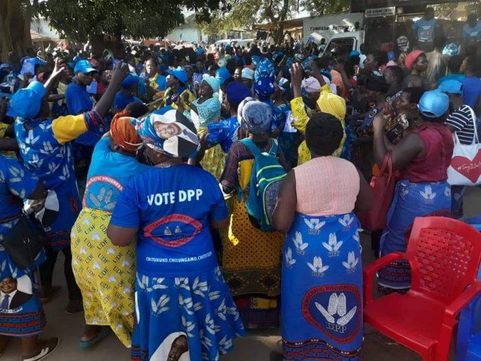 Nkhata Bay Remains Mighty DPP Stronghold- Vuwa