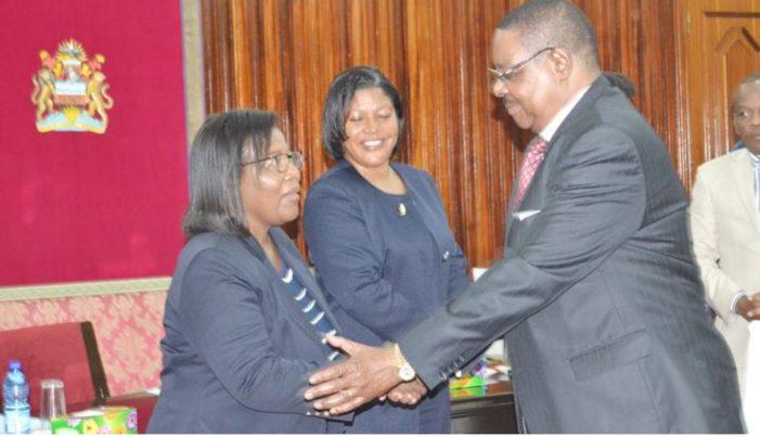 Mutharika Accepts Ansah's Resignation