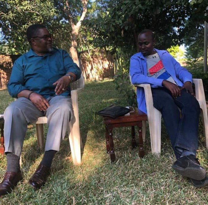 Maotcha Dumps Chilima's UTM Party….Joins Mighty DPP