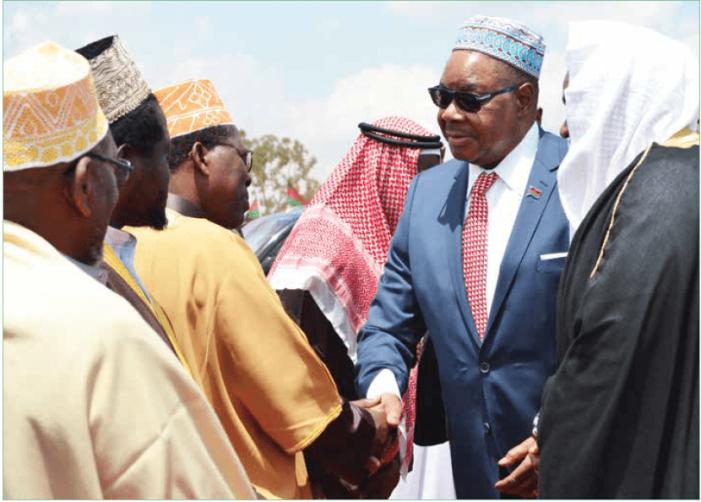 Malawi President Mutharika Wishes Muslims Happy Eid – Ul- Fitr