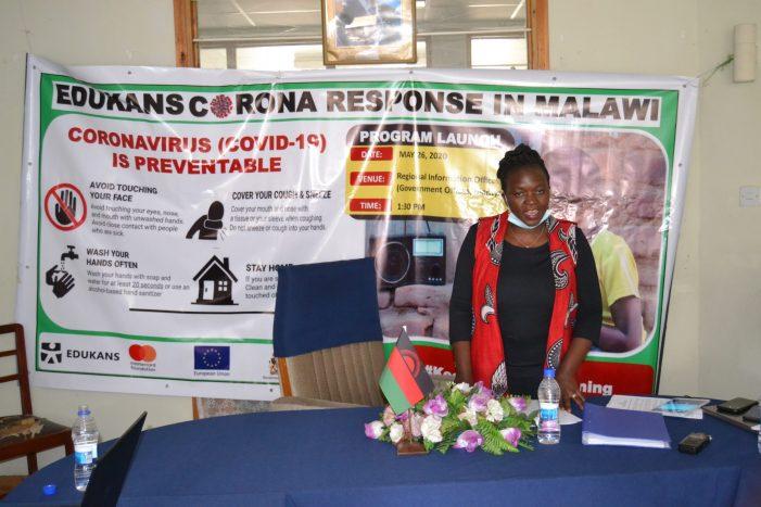 EDUKANS Launches Corona Response Plan For Education Sector