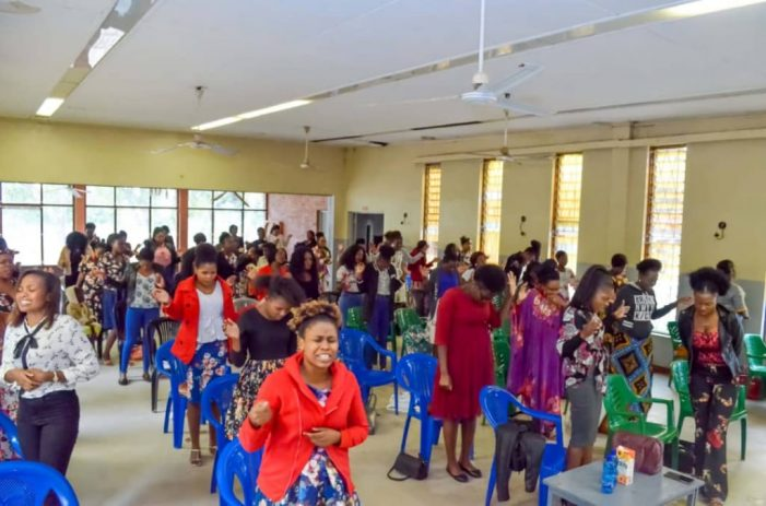 Beyond Beauty Ladies Ministry to Hold Worship Summit