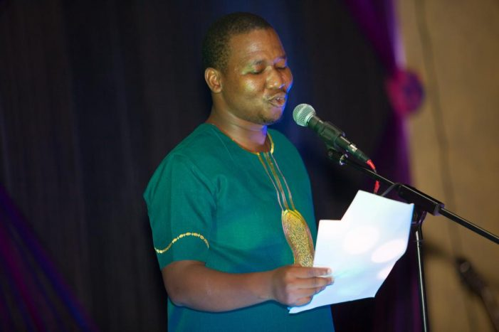 Chiwamba to Feat Up-Coming Poets