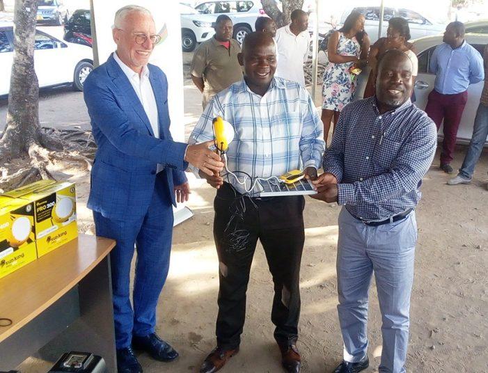 GIZ Donates Radios Worthy MK11 Million to Mangochi