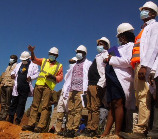 Ntcheu Stadium Project to Meet September Deadline