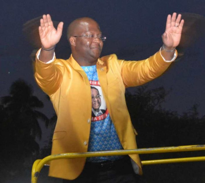 Atupele Calls For Calm As Malawi Awaits Official Results