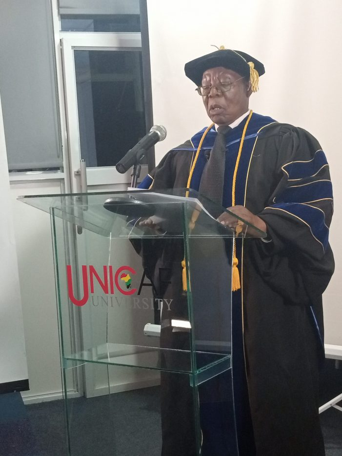 Unicaf University Awards Masters Degrees To First Cohort