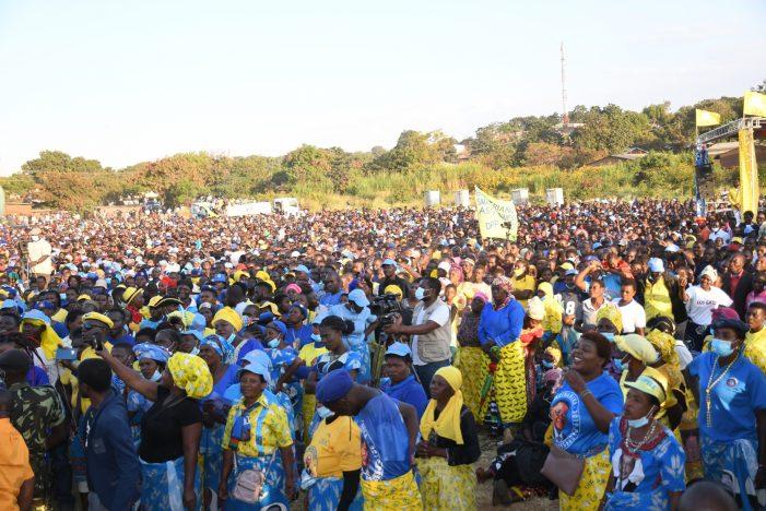 Muluzi Conquers MCP's Bedroom