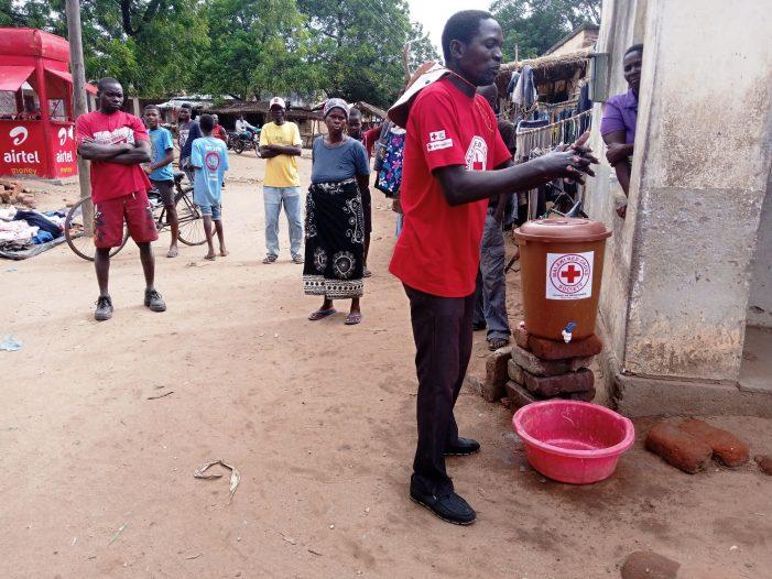 Malawi Redcross in MK 3 Billion Covid-19 Deficits