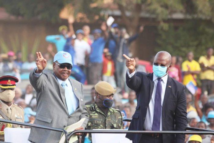 Mutharika to Retain Presidency