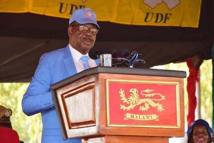 Muluzi Upbeat Of APM's Victory
