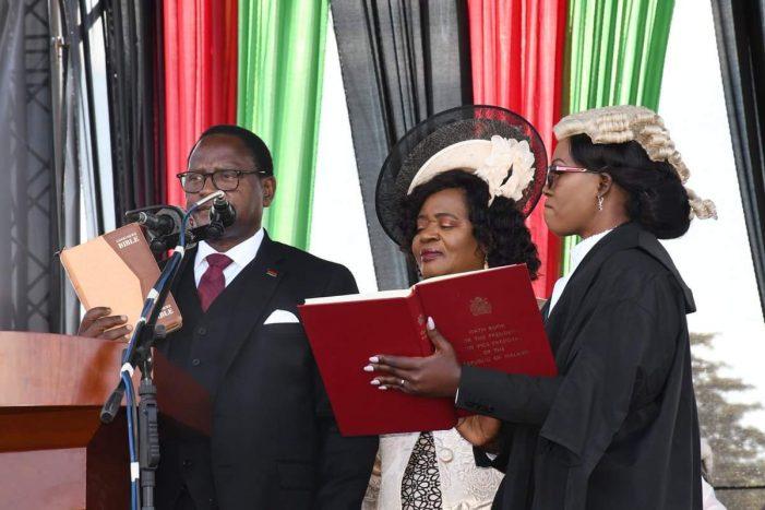 Nankhumwa Says Malawi In Safe Hands With Chakwera