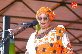 Malawi's Cashgate Queen Joyce Banda Wants Malawians to Die Of Covid-19