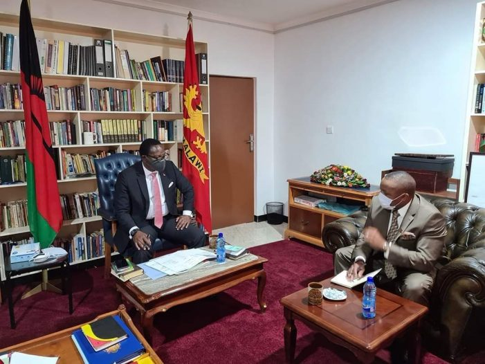 Not Easy to Appoint Cabinet Ministers- Chakwera