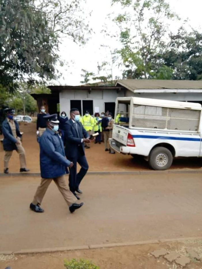 Chisale Referred to Zomba Mental Hospital