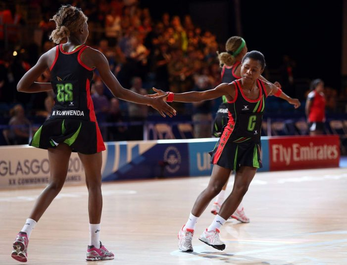 Malawi Queens Qualify for Fast5