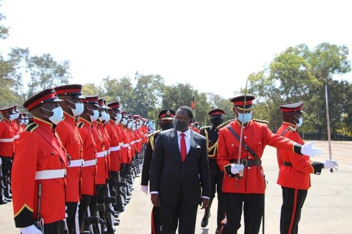 Malawi's Chakwera Makes Third Foreign Trip…Off to Mozambique For Bilateral Talks