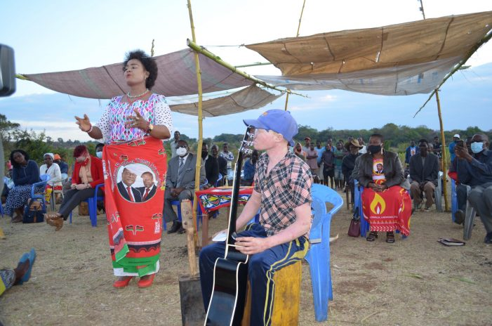 Govt Set Aside MK3.1 Billion For Protection Of Persons With Albinism