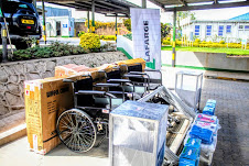 Lafarge Cement Donates Medical Supplies to Blantyre DHO