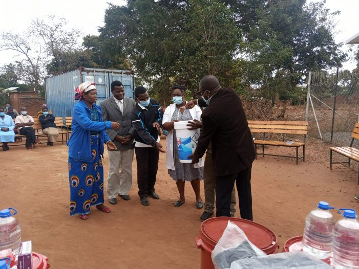 Chadza Health Centre in Lilongwe Operates Without Covid-19 Protective Equipments