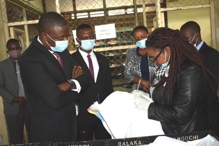 Kazako Challenge Malawi Post Corporation On Profit Making
