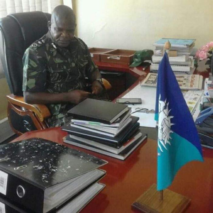 Malawi's Top Notch Crime Buster Bob Mtekama Dies of Covid-19