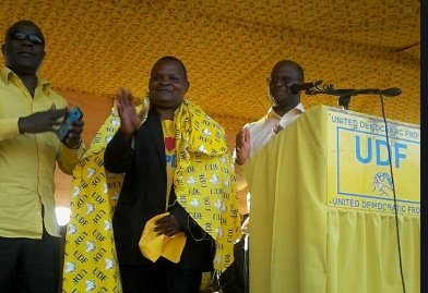 UDF Appoints Yusuf Mwawa As Acting Publicity Secretary
