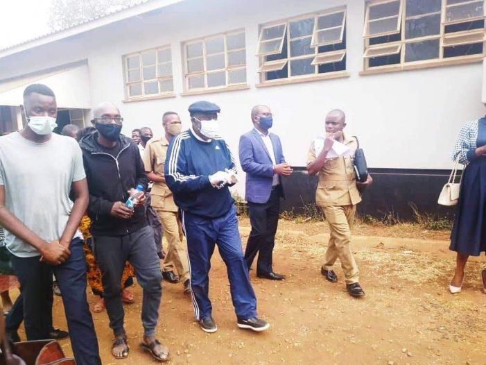 Ex-Minister Henry Mussa, Journo Munthali to Remain in Custody