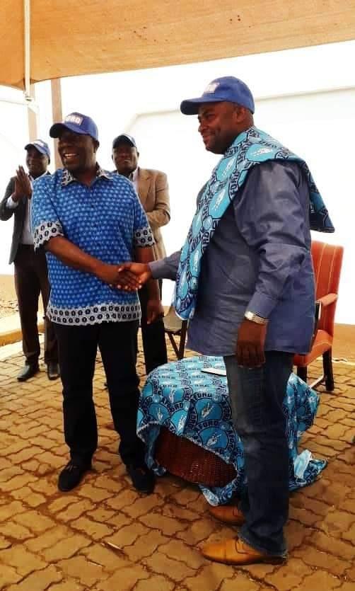 Political Prostitution: Rev Malani Mtonga Dumps DPP For AFORD
