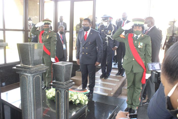 Zambia Applauded for Honouring Late Presidents