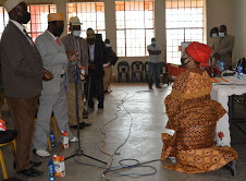 Kaliati Pleads With Chiefs On Child Marriages