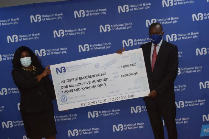 NBM Donates to Bankers Conference 2020