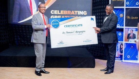 """Dr. Thom Mpinganjira Bids Farewell To Corporate Gurus: """"It Is Time To Move On"""""""