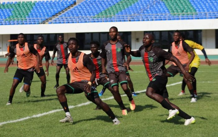 Flames, Chipolopolo Renew Rivalry