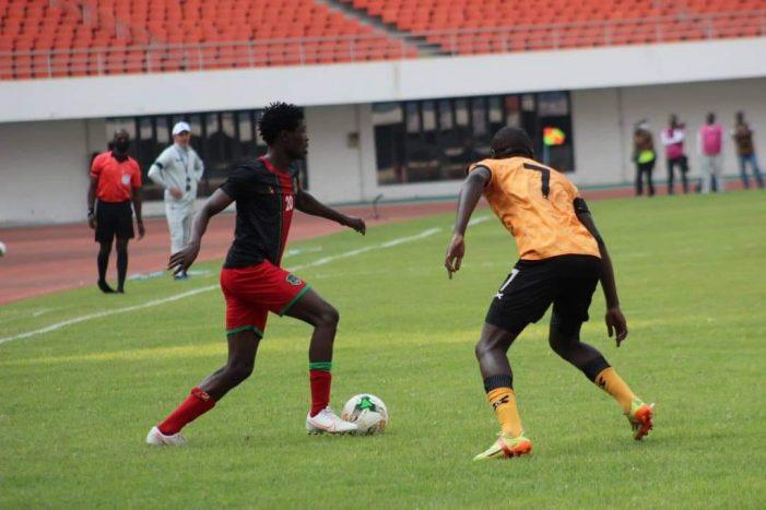 Flames Coach Mwase Positive Despite Zambia Loss
