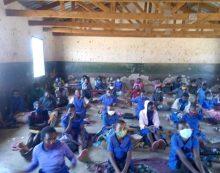 China Donates Disposable Masks to Malawi Schools