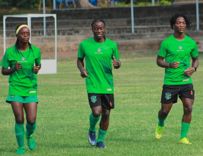 Chawinga Sisters Join Scorchers Camp