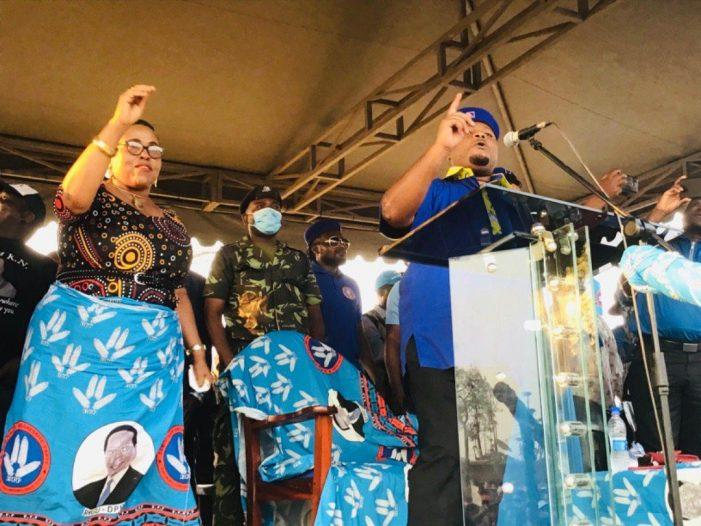 Nankhumwa, Three Other DPP Gurus Case Adjourned to Monday